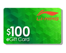 Li-Ning Pickleball eGift Card - $100