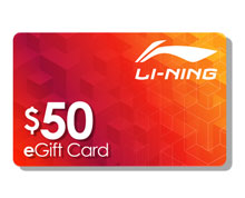 Li-Ning Pickleball eGift Card - $50
