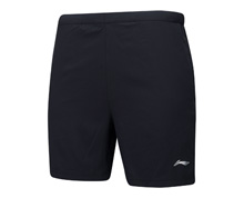 Buy Pickleball Clothes - Men's Shorts  [BLACK] for Badminton