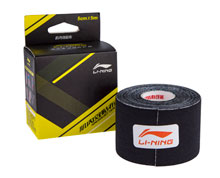 Pickleball Accessory - Kinesiology Tape 5 Metres [BLACK]